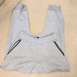 Uniqlo Small Gray Jogger SweatPants
